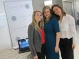 Con Katie y Anna