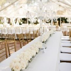 Banquet Chairs Cheap How To Make Chair Back Covers For Folding Affordable Wedding Centerpieces: Original Ideas, Tips & Diys!