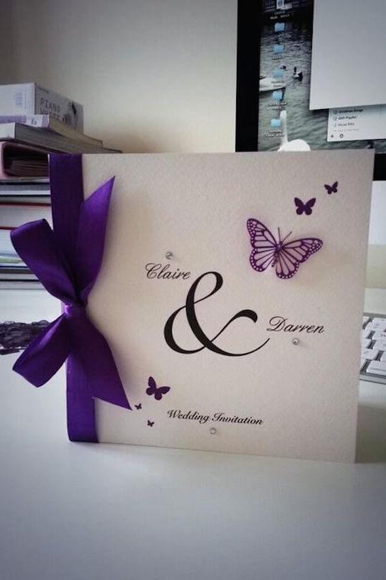 Wedding Reception Invitation Ideas