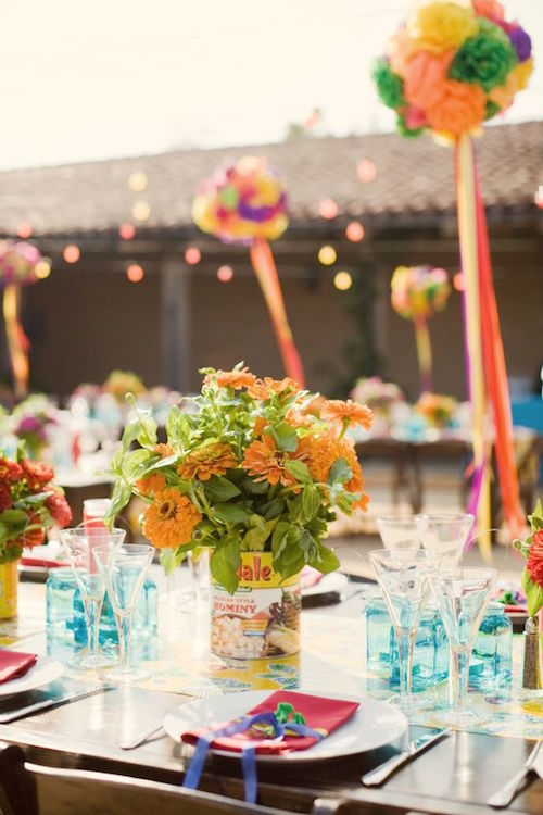 MexicanThemed Wedding Decor Ideas that will Floor You