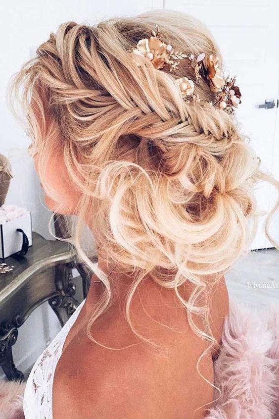 2017 Trending Wedding Hairstyles Best  Dreamiest Bridal Hairdos