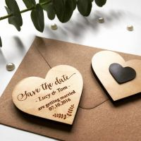 Learn How To DIY Save The Date Magnets In Only 10 Minutes
