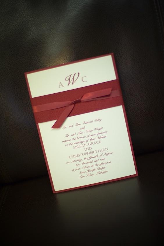 Carlson Craft Wedding Invitations