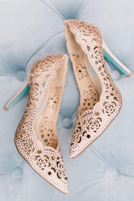 Zapatos para Fiesta de Matrimonio Tendencias e Invitadas Felices