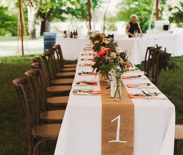 Wedding Table Number Ideas Nessa K Photography