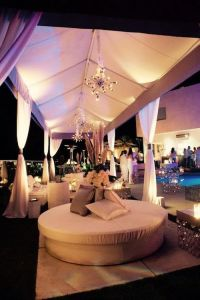 37 Wedding Tent Decor Ideas That Are The Goat (Greatest of ...