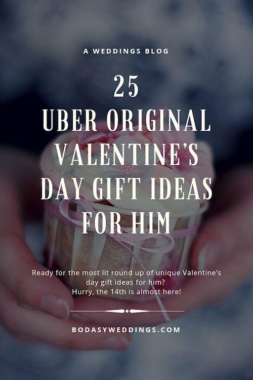 Unique Valentine Gift Him