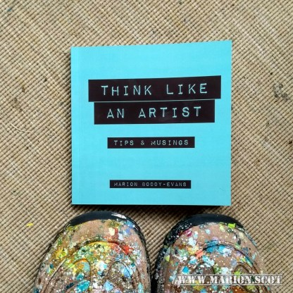 Book Think Like an Artist