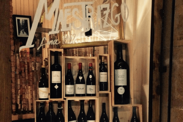 Hire our private venue in Barcelona for wine tastings and corporate events in Bodega Maestrazgo wine bar and wine shop in Barcelona.