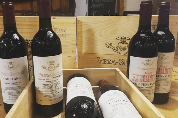 Most Common Questions Asked in a Wine Bar and Wine Shop Vega Sicilia
