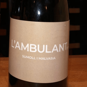 L'Ambulante Natural Wine Sumoll and Malvasia