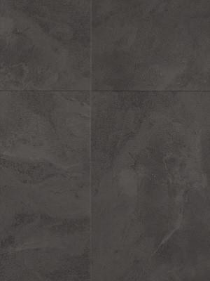 Adramaq Vinyl Designbelag Beton anthrazit natur Steindekor wast6503