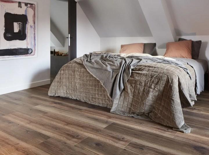 berryAlloc Designparkett Style Spirit Home Bodenbelag Schlafzimmer