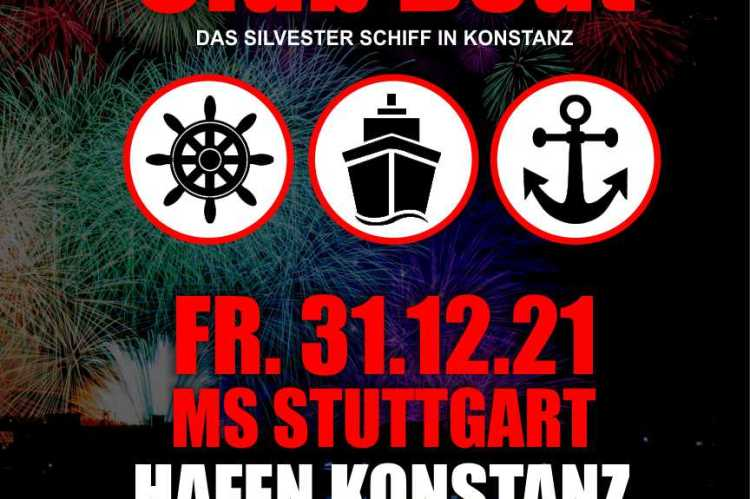 Party Boot Bodensee