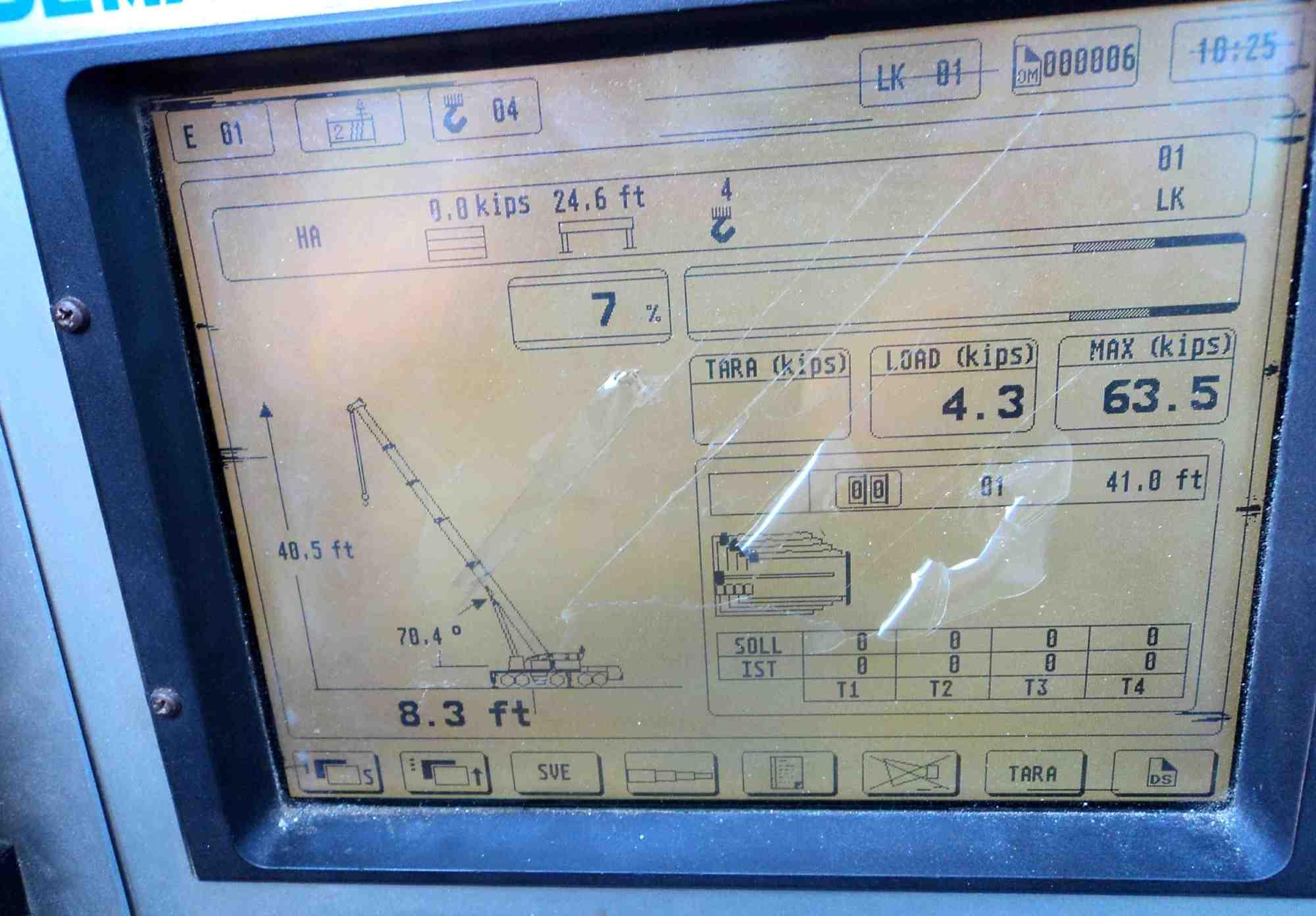 hight resolution of demag crane pat pdc repair