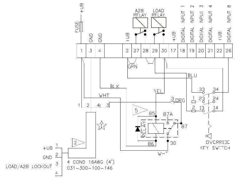 pollak trailer plugs wiring diagram