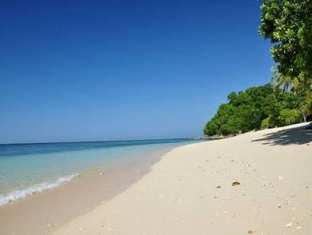 White Sand Beach Yoga Training