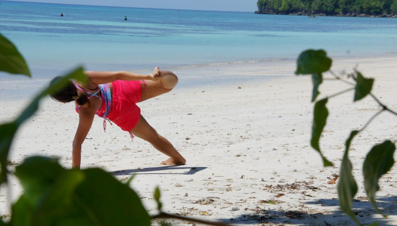 Yoga Travel Opportunity for Social Media Influencers