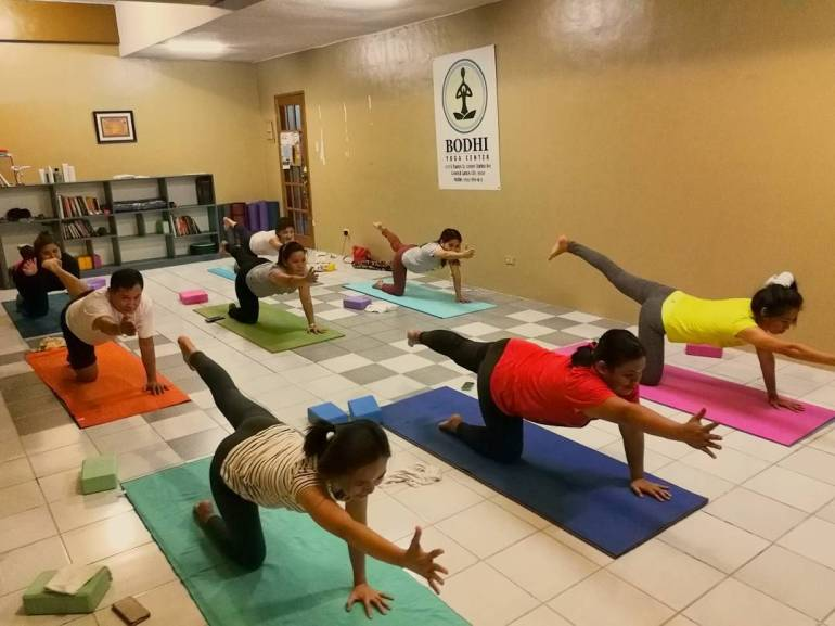 Job opportunity for Yoga teachers