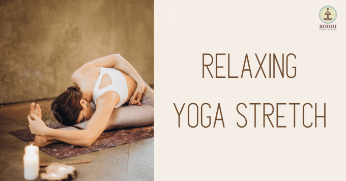 Relaxing Yoga Stretch