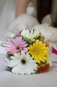 Bouquet de gerberas varios colores