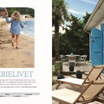 Our holiday home in Boligdrom magazine