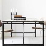 5 tables minimalistes et chics