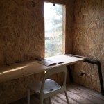 Office space in the tree house – Part 1