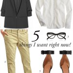 5 things you want right now!