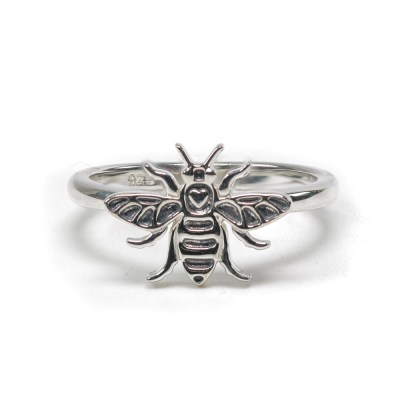 Manchester Bee Ring front