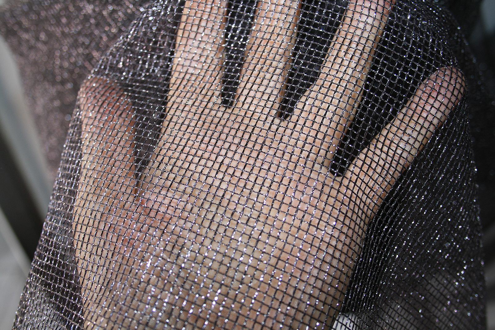 Metallic Brown Tulle Fabric Netting Tutus Skirts Veils