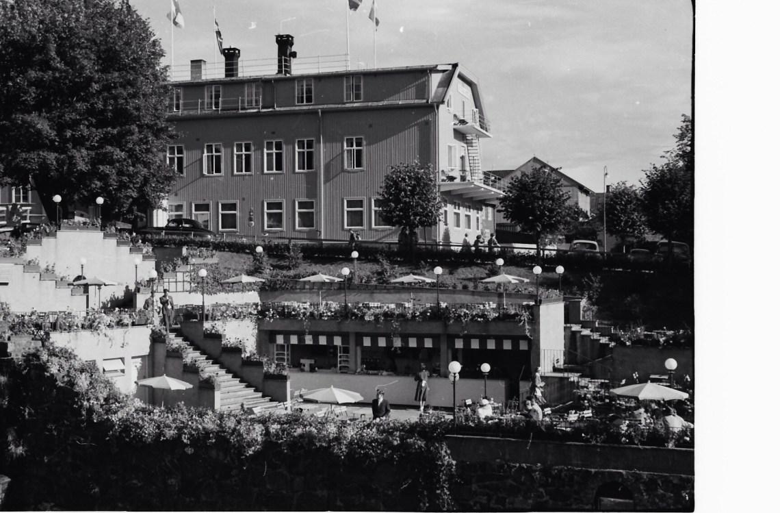 Terrassen 1953