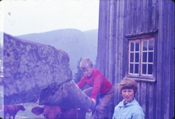 Erik og Bodil Dokklia ant. 1972