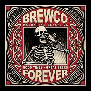Brewco Forever poster.