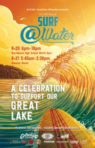 Surf @Water 2016 Poster