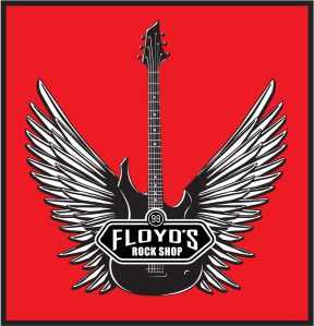 Floyd's Barbershop Rock'n Roll (Merch) Shop T-shirt design.