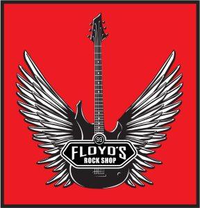 Floyd's Barbershop Rock'n Roll (Merch) Shop T-shirt design.