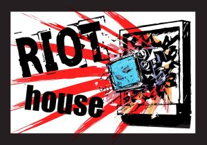 Riot House Logo V01.