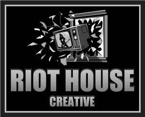 Riot House Logo V02.