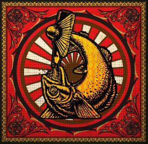 Rock'n Fish L.A. Live T-shirt design v01