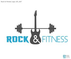 Rock'n Fitness early logo WIP v03_007