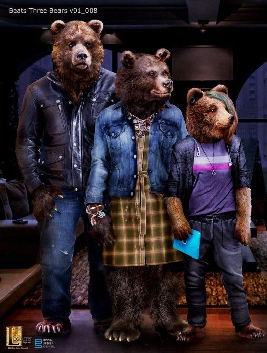 Beats Music- Three Bears concept v01_008