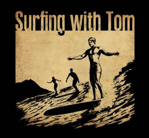 Surfing with Tom logo