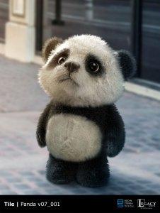 Tile Panda preliminary version
