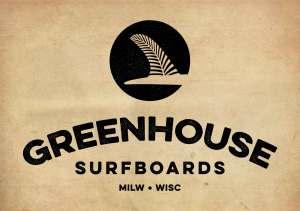 Greenhouse Surfboards logo alt