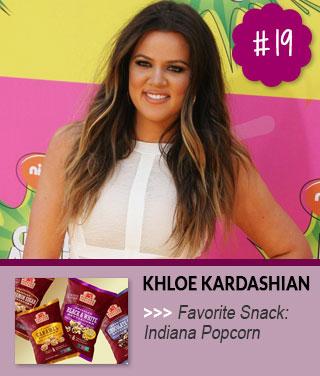 Khloe-Kardashian-Favorite-Celeb-Snack-Foods