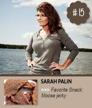 Sarah-Palin-Celebrity-Snack-Food-Favorites