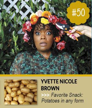 Yvette-Nicole-Brown-Loves-To-Snack-On-Potatoes