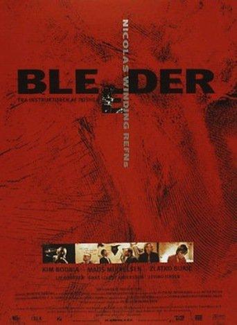 "Poster for the movie ""Bleeder"""