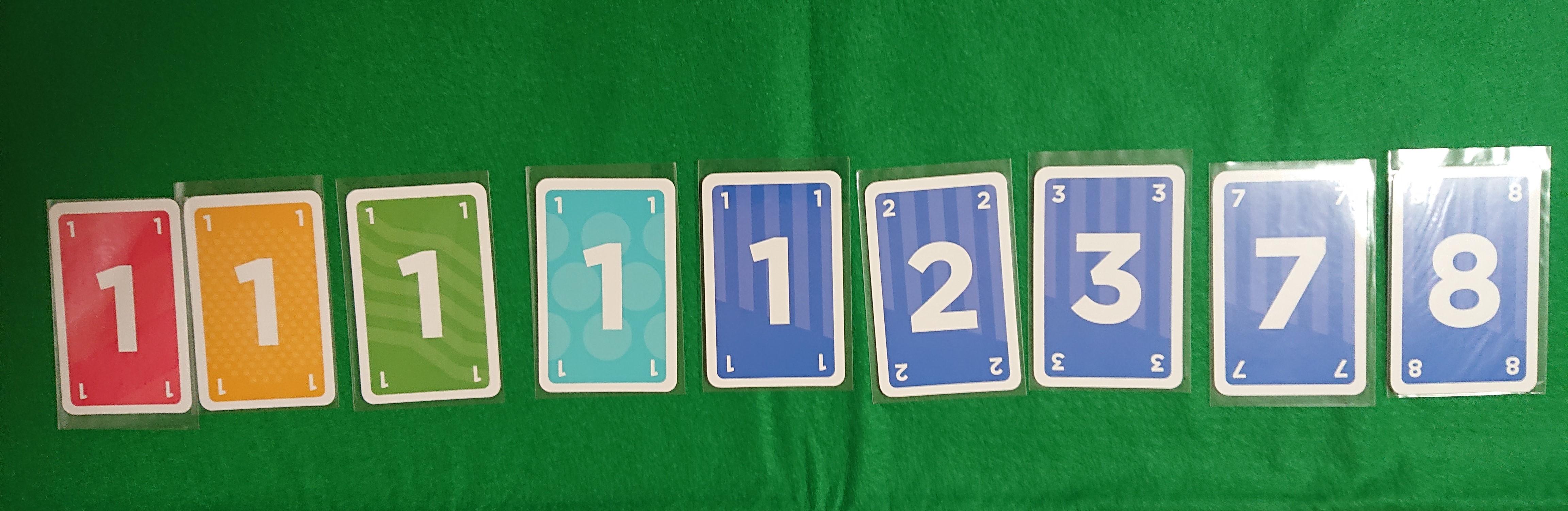 ZERO(ゼロ)カードゲーム紹介 カードの合計を0にせよ! ボードゲームルール説明